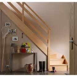 Impressionnant Leroy Merlin Cloture Bois #5: escalier-quart-tournant-bas-gauche-soft-wood-structure-bois-marche-bois.jpg