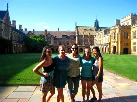 best universities in sydney top 5 differences between the of sydney and