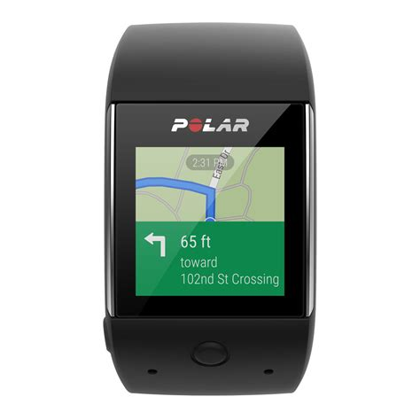 Polar M600 by Test Polar M600 Fitness Smartwatch Im Detail Fitness