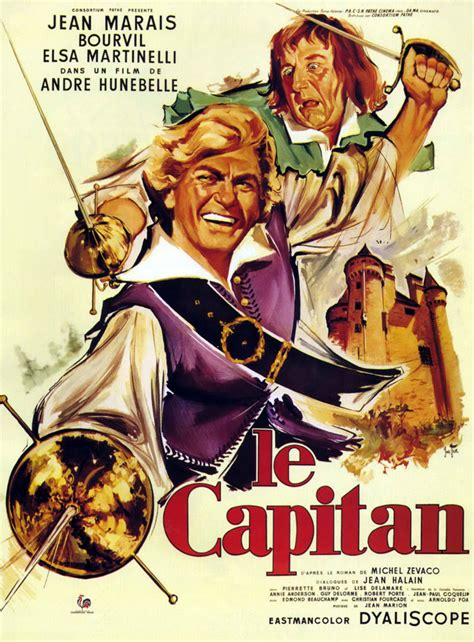 what is captain with in time 1960 le capitan