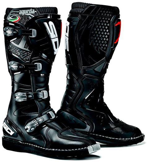 sidi motocross boots sidi agueda motocross boots cross laarzen zwart wit sidi