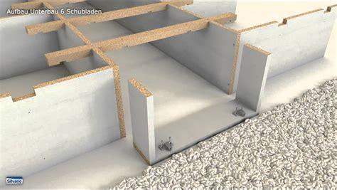 Unterbau Schublade Selber Bauen by Wasserbett Selbst Bauen Wohn Design