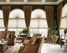 Window Covering Ideas For Large Picture Windows Decorating 5 Arch Window Treatment Tips