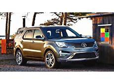 New SUV in India