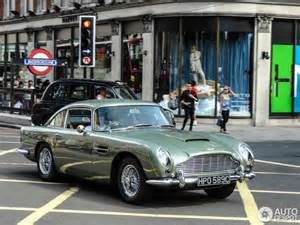 Rent Aston Martin Db5 Aston Martin Db5 20 July 2014 Autogespot
