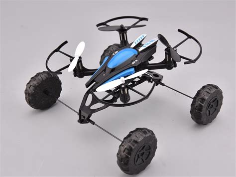Boyset 3in1 Cars Size 8 12t 3 in 1 2 4ghz rc hover drone ground drive aquatic drive sky flight waterproof quadcopter