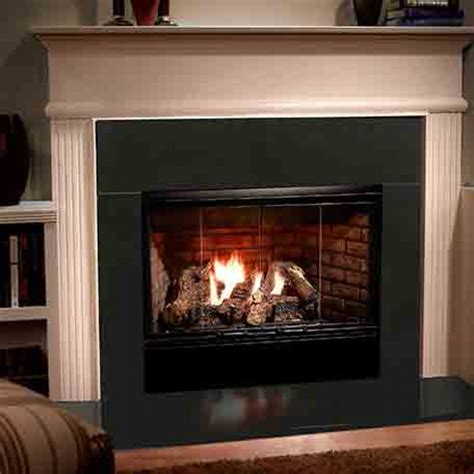 Radiant Heat Gas Fireplace by Majestic Reveal Open Hearth B Vent Gas Fireplace Radiant