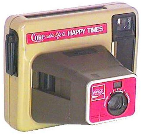 happy times (coca cola) camera