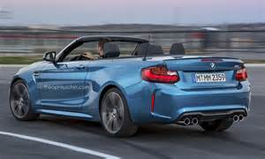 Bmw Convertable Should A Bmw M2 Convertible Be Made
