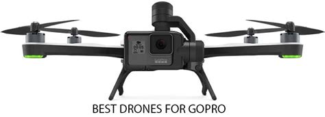 Drone For Gopro the 5 best drones for gopro tenpire