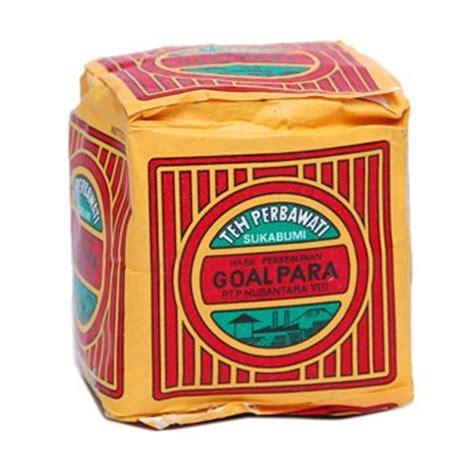 Goalpara Teh Bubuk 100 G goalpara teh perbawati tea 100 gram teh bubuk