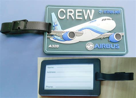 vistaprint rubber st airport luggagetag 第2页 点力图库