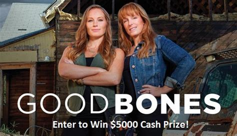 Hgtv Good Bones Sweepstakes - hgtv good bones sweepstakes sweepstakesbible