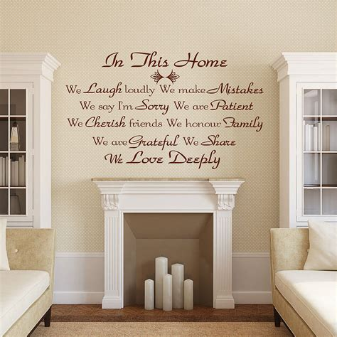 wall stickers for uk quote wall stickers uk by wall decals uk by gem designs