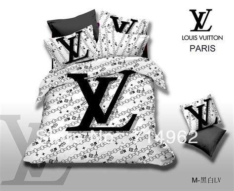 louis vuitton luxury bed set queen size 6 pieces by new beautiful 4pc 100 cotton comforter duvet doona cover