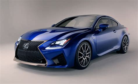 isf lexus 2015 2015 lexus rc f is the is f coupe of your dreams