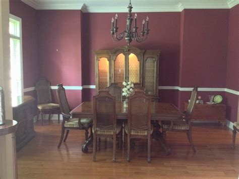 vintage henredon dining room set my antique furniture