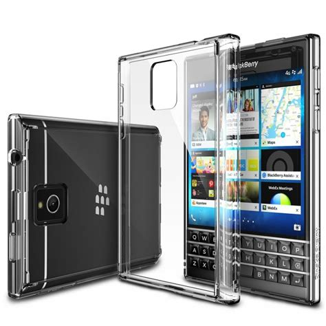 Hp Blackberry Kecil jual rearth blackberry passport ringke fusion view indonesia original harga murah