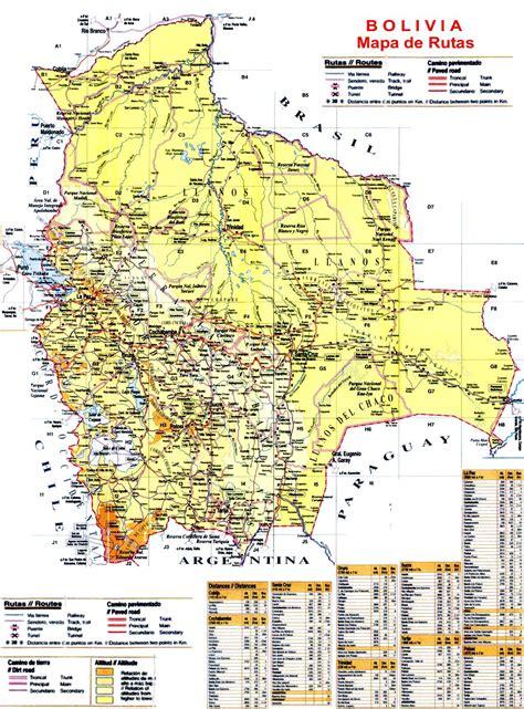 map of bolivia bolivia maps printable maps of bolivia for