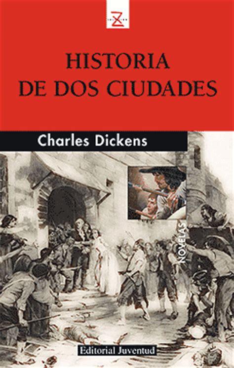 biography de charles dickens historia de dos ciudades