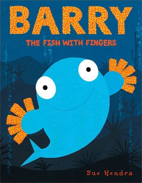 barry the fish with young readers barry the fish with fingers