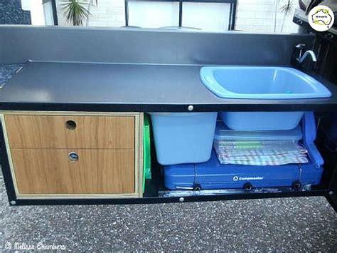 cer trailer kitchen designs how to organise your c kitchen all around oz