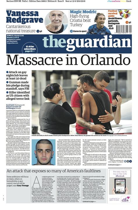 orlando shooting as it happened us news the guardian