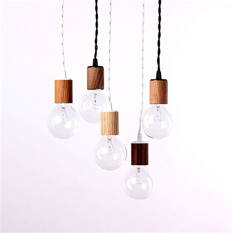Wood Veneer Pendant Light Interior Design Trend A New Take On Materials