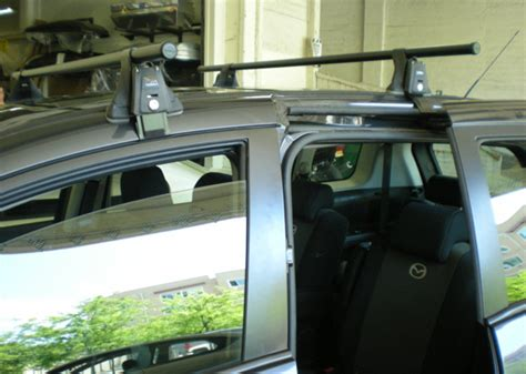 mazda 5 roof rack guide photo gallery