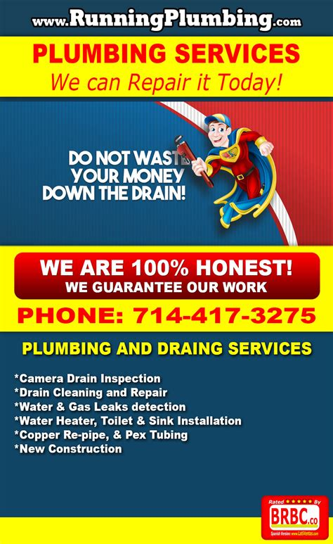 affordable plumbing services in santa and orange