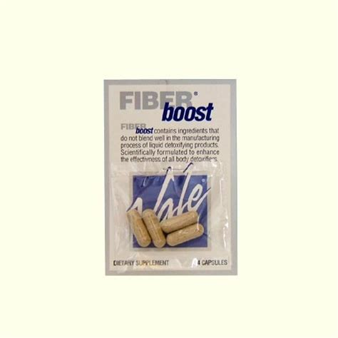 Vale 4x Detox Does It Work by Vale S Fiber Boost Capsules Best 4 Test