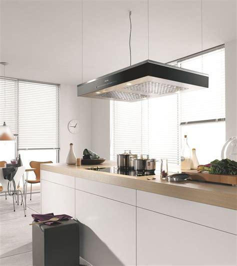 hotte de cuisine tiroir une hotte de cuisine design efficace et pratique c 244 t 233