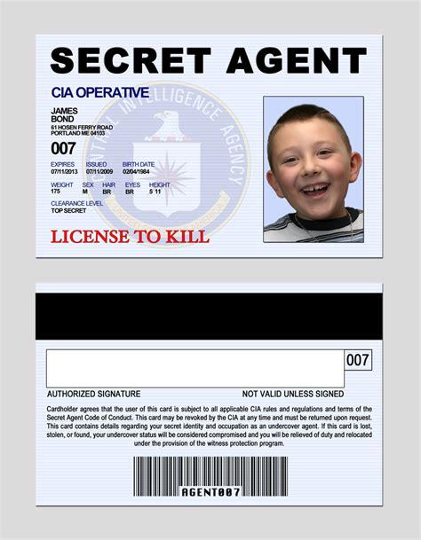 secret card template secret id by zedarean on deviantart