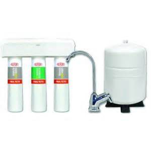osmosis system home depot dupont 3 stage quicktwist osmosis water filtration