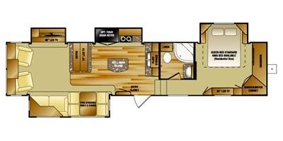 rushmore rv floor plans rushmore rv floor plans meze 2012 crossroads rushmore rf38ck comparison compare trailers