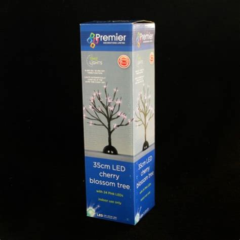 Battery Operated Lights With Timer by Battery Operated Cherry Blossom Timer Lights