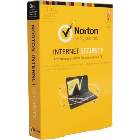Norton Security 3 User symantec norton security 2013 21250184 b h photo