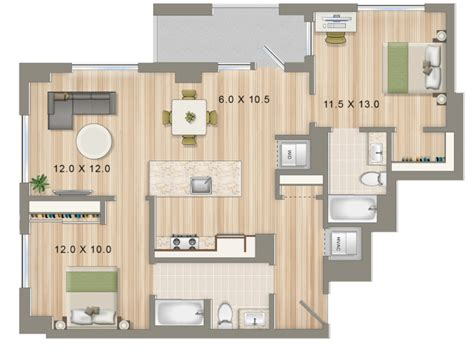 chelsea 2 bedroom apartments 5 apartment features roommates need to keep in mind