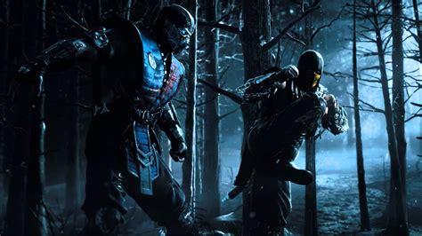 Mortal Kombat Wallpapers