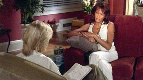 whitney houston and diane sawyer interview whitney houston s words 20 memorable quotes from the late