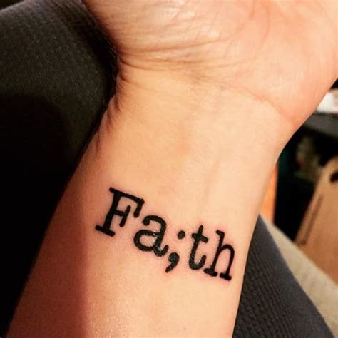45 faith tattoos that will leave you feeling uplifted