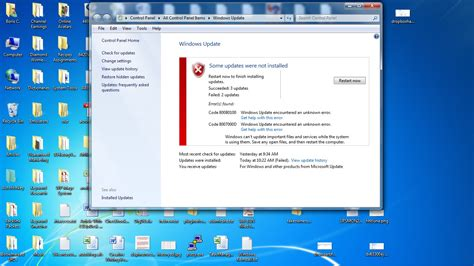 Up What We Found On The Web Last Week by Windows 7 Update Failure 800b0100 User