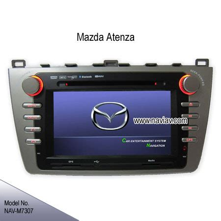 car dvd gps / mazda series_car dvd player gps navigation