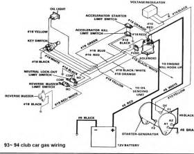 club car voltage regulator wiring diagram club