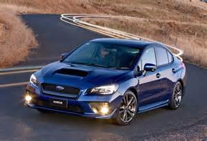 2016 Subaru Sti 2016 Subaru Wrx Sti On Sale In Australia From 38 990