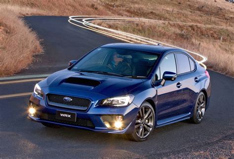 sti subaru 2016 2016 subaru wrx sti on sale in australia from 38 990