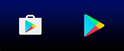 play store for android the play store adopts new app and notification icons with