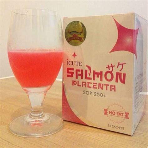 Salmon Placenta Sop 1000 Glutathione 600000 icute salmon placenta sop 250 thailand best selling