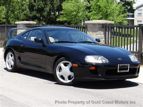 free car repair manuals 1994 toyota supra security system 1994 toyota supra twin turbo black tan bone stock all vin tags ultra clean