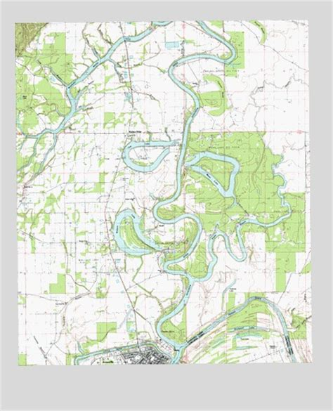 jonesville louisiana map jonesville la topographic map topoquest